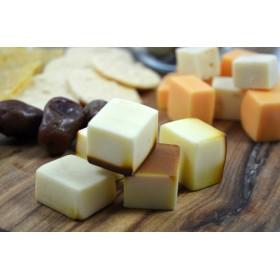 Cheese Cubes - Smoked Gouda (Set of 3)