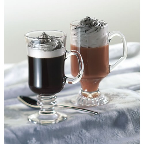 Hot Chocolate and Irish Coffee