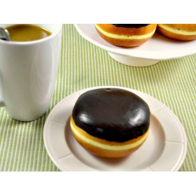 Donut Boston Cream