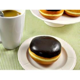 boston cream dougnuts