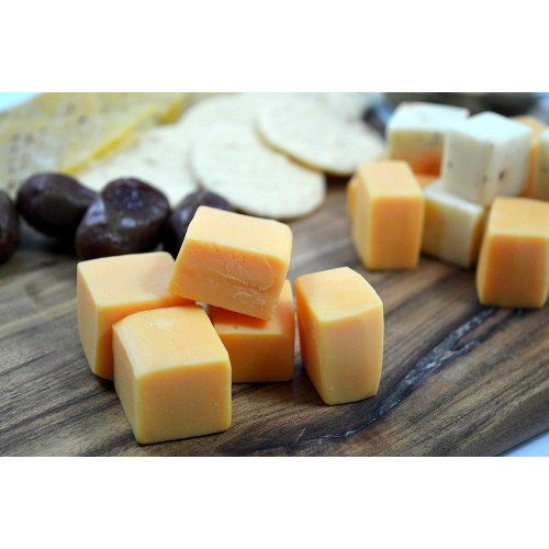 Cheese Cubes - Cheddar (set of 3)