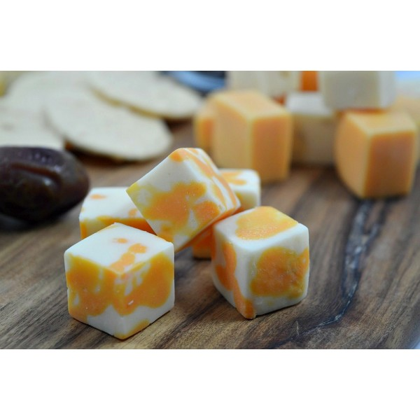 Cheese Cubes - Marble Cheese (Set of 3) Fish Tacos