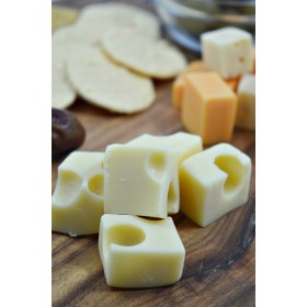 Cheese Cubes - Swiss (Set of 3)