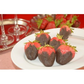 Chocolate Strawberries (set of 6)