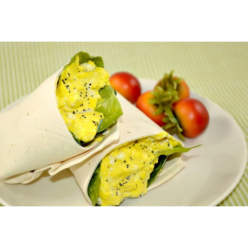 Wrap Egg Salad