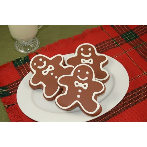 Gingerbread Man Cookie (Christmas Cookie)