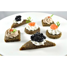 Hors d'oeuvres (set of 6)