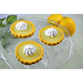 Lemon Meringue Tarts (set of 3)