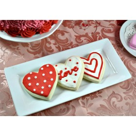 Valentine Cookies (set of 3)